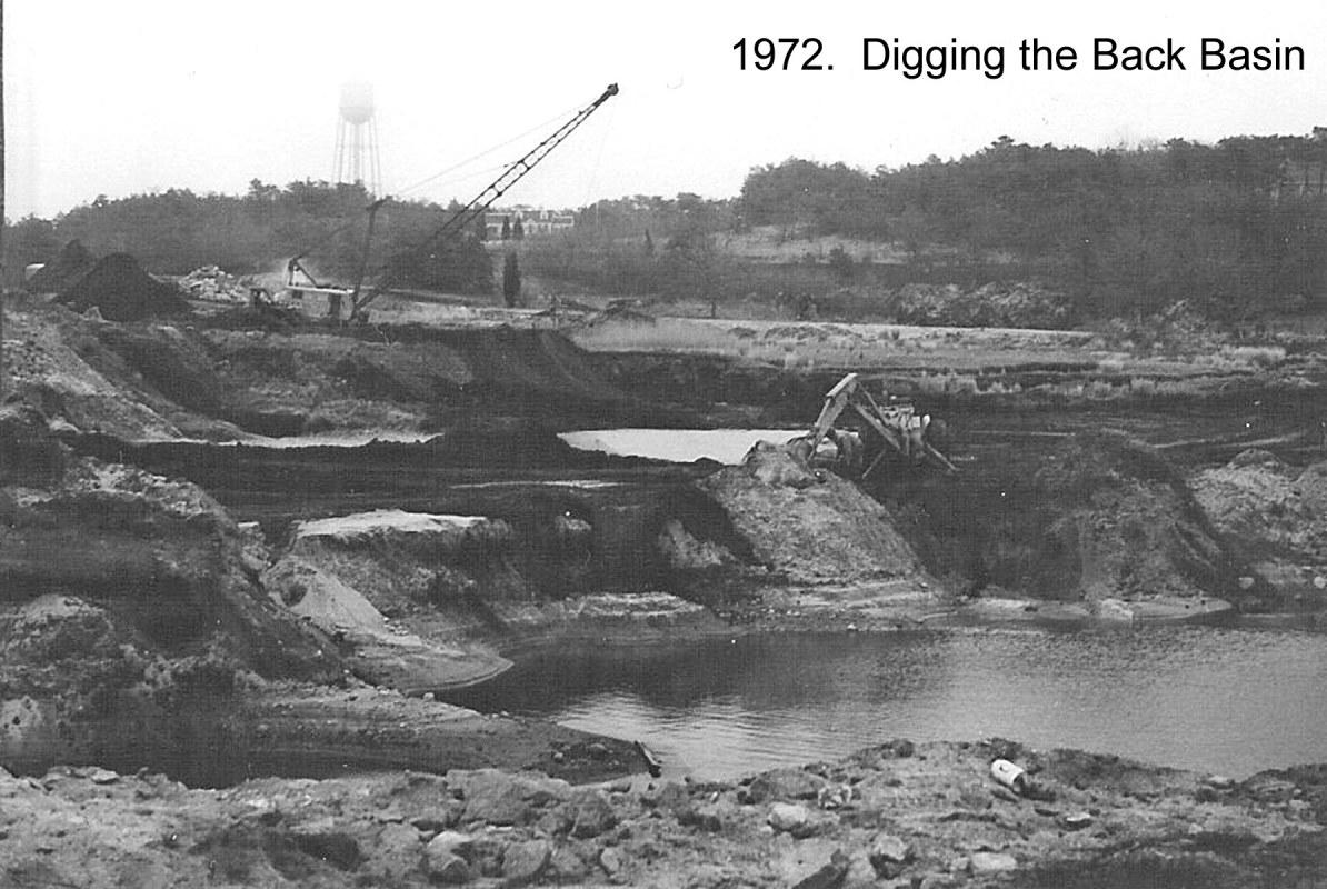 1972 Digging the Back Basin 2